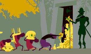 Poor Us – An Animated Version of History.