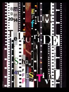 TFF41_Poster_ChristianMarclay©TellurideFilmFestival