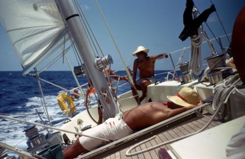 weekend sailor